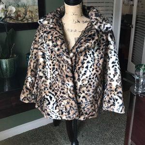 Jackets & Blazers - NWT Faux Fur Coat